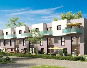 Achat / Vente appartement neuf Saint-Louis nouveau quartier en centre-ville (68300) - Réf. 1227