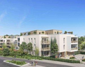 Achat / Vente appartement neuf Saint-Louis quartier calme et résidentiel (68300) - Réf. 4223