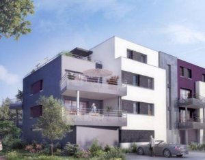 Achat / Vente appartement neuf Sainte-Ruffine (57130) - Réf. 200