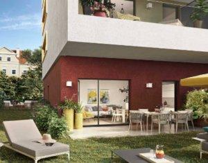 Achat / Vente appartement neuf Schiltigheim au coeur du quartier Fischer (67300) - Réf. 4945