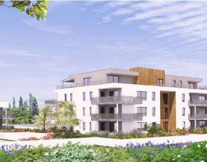 Achat / Vente appartement neuf Sierentz proche cœur de ville (68510) - Réf. 4452