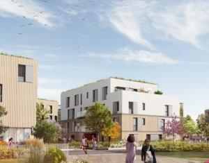 Achat / Vente appartement neuf Souffelweyersheim quartier résidentiel (67460) - Réf. 501