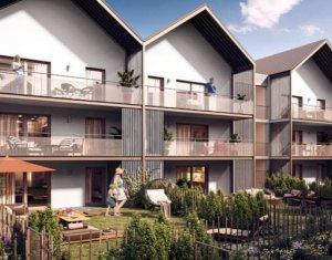Achat / Vente appartement neuf Strasbourg au cœur du  quartier Cronenbourg (67000) - Réf. 5972