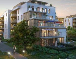 Achat / Vente appartement neuf Strasbourg proche Canal de la Bruche (67000) - Réf. 5652