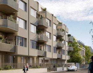 Achat / Vente appartement neuf Strasbourg proche centre-ville et quai de l'Alma (68100) - Réf. 6261