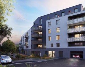 Achat / Vente appartement neuf Strasbourg proche commerces et Tram (67000) - Réf. 5843