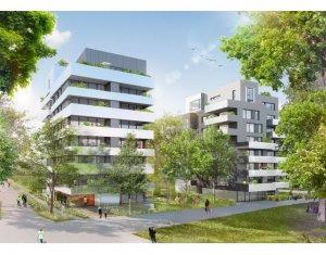 Achat / Vente appartement neuf Strasbourg proche la Petite France (67400) - Réf. 1523