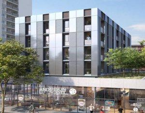 Achat / Vente appartement neuf Strasbourg quartier de l'Esplanade (67000) - Réf. 3063