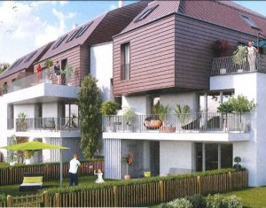 Achat / Vente appartement neuf Strasbourg quartier Neudorf (67000) - Réf. 4115
