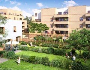 Achat / Vente appartement neuf Vandoeuvre-lès-Nancy proche des transports (54500) - Réf. 61