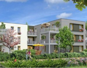 Achat / Vente appartement neuf Vendenheim éco-quartier (67550) - Réf. 323