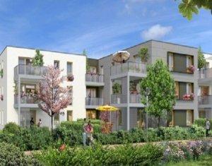 Achat / Vente appartement neuf Vendenheim Eco quartier du Kochersberg (67550) - Réf. 1403