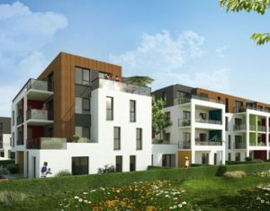 Achat / Vente appartement neuf Vendenheim proche commerces (67550) - Réf. 441