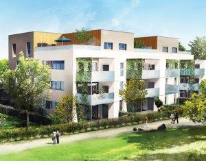 Achat / Vente appartement neuf Vendenheim proche Eurométropôle (67550) - Réf. 1353