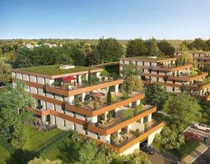 Achat / Vente appartement neuf Villers-lès-Nancy (54600) - Réf. 202