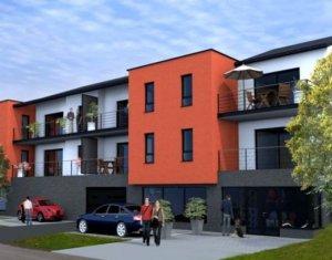 Achat / Vente appartement neuf Volmerange-les-Mines proche des commodités (57330) - Réf. 40