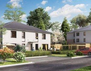 Achat / Vente appartement neuf Wittenheim quartier Jeune-Bois (68270) - Réf. 924