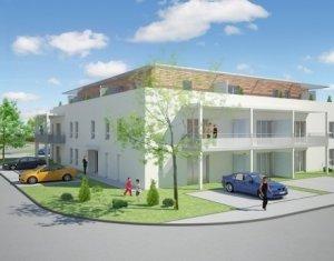 Achat / Vente appartement neuf Woippy TVA réduite (57140) - Réf. 215