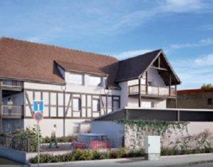 Achat / Vente appartement neuf WOLFISHEIM aux portes de strasbourg (67202) - Réf. 1548
