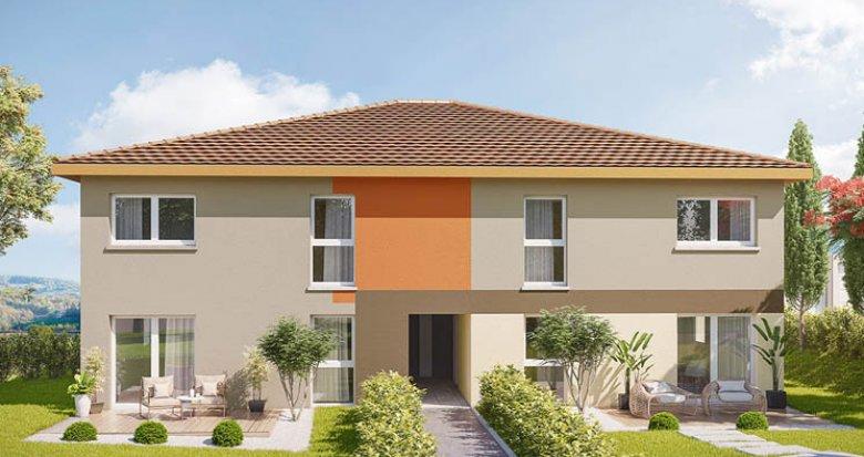 Achat / Vente appartement neuf Berstheim au vert à 10 minutes de Brumath (67170) - Réf. 2269