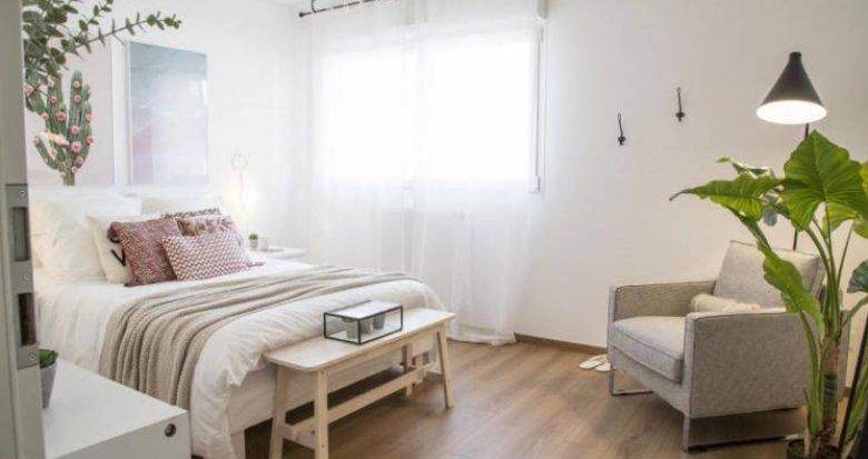 Achat / Vente appartement neuf Bollwiller à 15 min de Mulhouse (68540) - Réf. 4824
