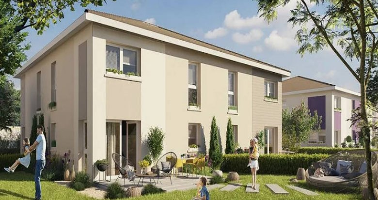 Achat / Vente appartement neuf Cernay proche commodités (68700) - Réf. 4100