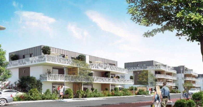 Achat / Vente appartement neuf Colmar centre-ville (68000) - Réf. 3389
