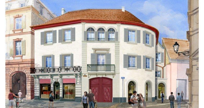 Achat / Vente appartement neuf Colmar cœur de ville (68000) - Réf. 3414