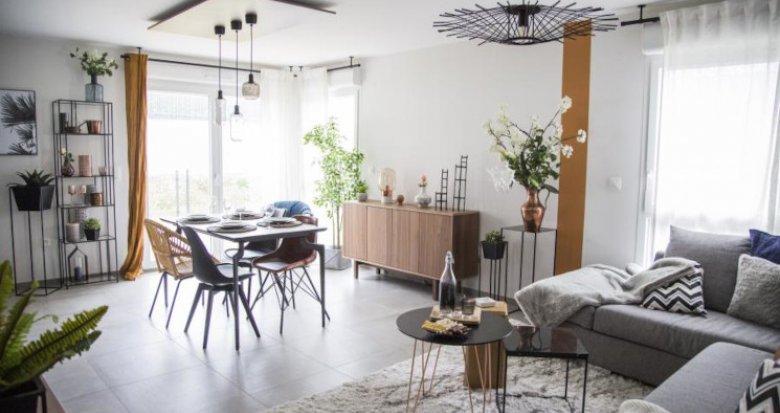 Achat / Vente appartement neuf Duppigheim proche aéroport de Strasbourg (67120) - Réf. 5527