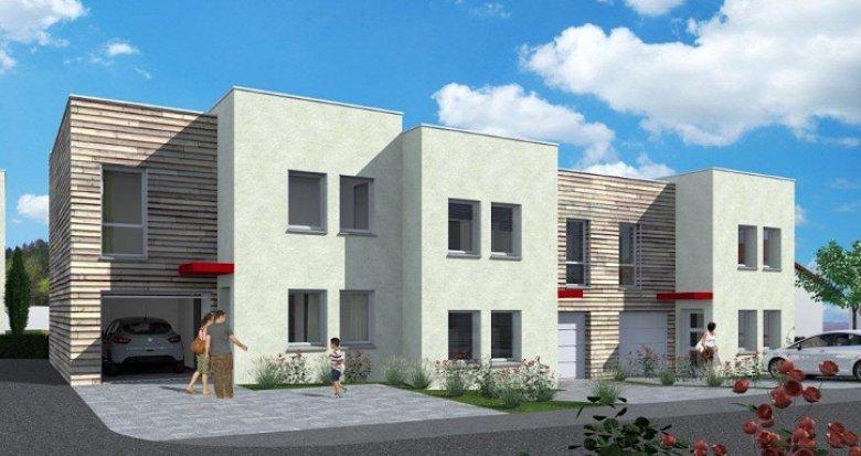 Achat / Vente appartement neuf Folschviller proche commerces (57730) - Réf. 19