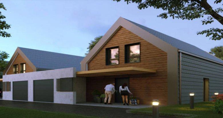 Achat / Vente appartement neuf Kingersheim proche cœur de ville (68260) - Réf. 4781