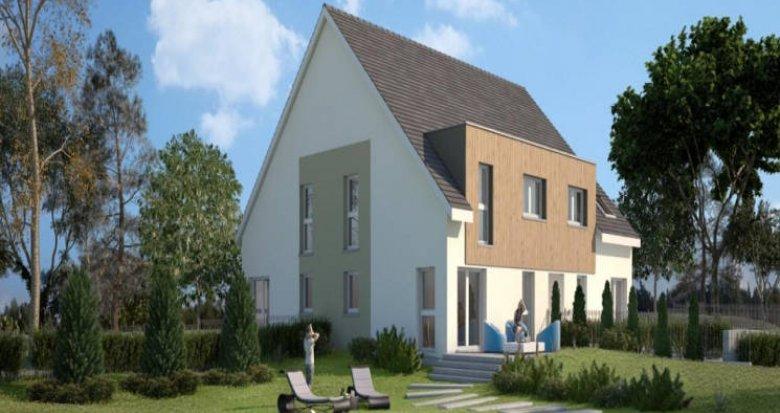 Achat / Vente appartement neuf Muespach-Le-Haut à 15 kilomètres de Bâle (68640) - Réf. 3417