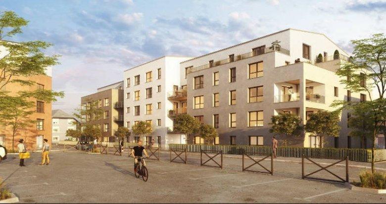 Achat / Vente appartement neuf Mulhouse à deux pas du tramway (68100) - Réf. 5580