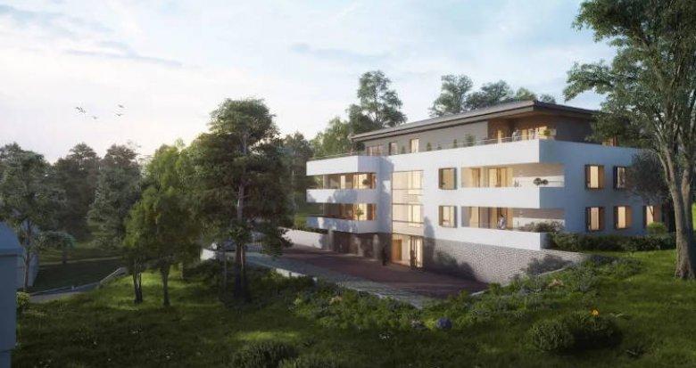 Achat / Vente appartement neuf Mulhouse secteur prisé hauteurs de Rebberg (68100) - Réf. 4497