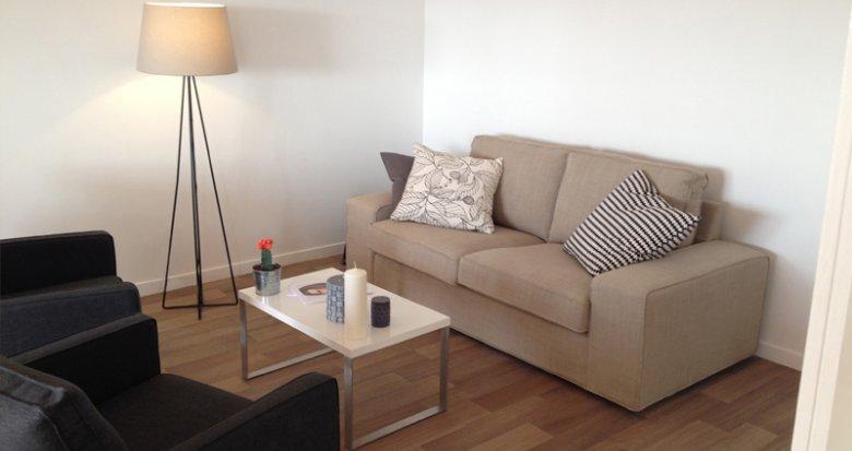 Achat / Vente appartement neuf Nancy hyper-centre résidence seniors (54000) - Réf. 1476