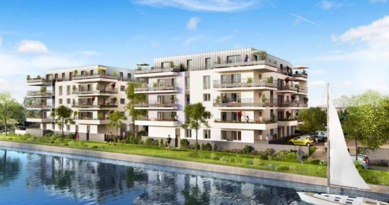 Achat / Vente appartement neuf Nancy quartier des Trois Maisons (54000) - Réf. 36