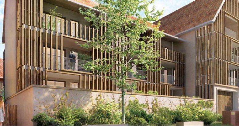 Achat / Vente appartement neuf Obernai centre-ville (67210) - Réf. 3627