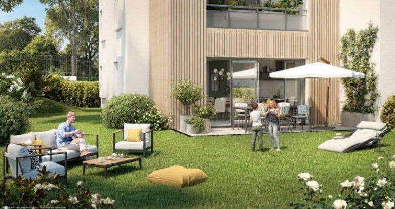 Achat / Vente appartement neuf Rosheim aux portes d'Obernai (67560) - Réf. 5716