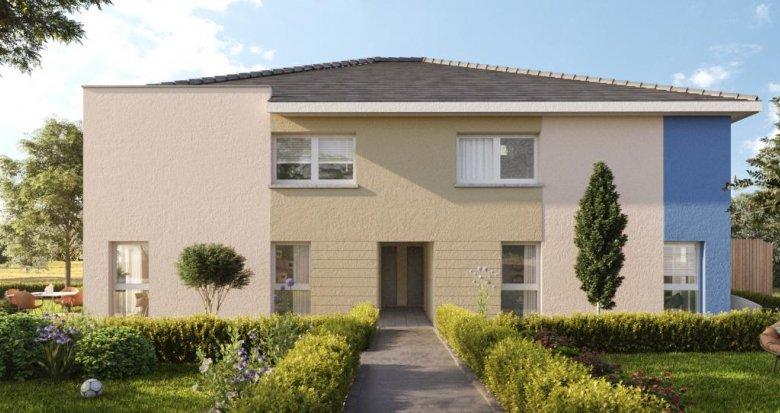 Achat / Vente appartement neuf Saverne proche de Strasbourg et de Haguenau (67700) - Réf. 3066