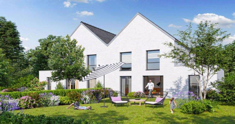 Achat / Vente appartement neuf Sessenheim au nord de Strasbourg (67770) - Réf. 5774