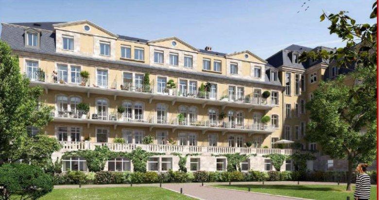 Achat / Vente appartement neuf Strasbourg au cœur du quartier Neudorf (67000) - Réf. 4542