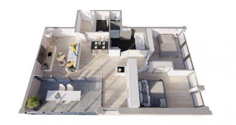 Achat / Vente appartement neuf Strasbourg aux abord du parc Haguenau (67000) - Réf. 4668