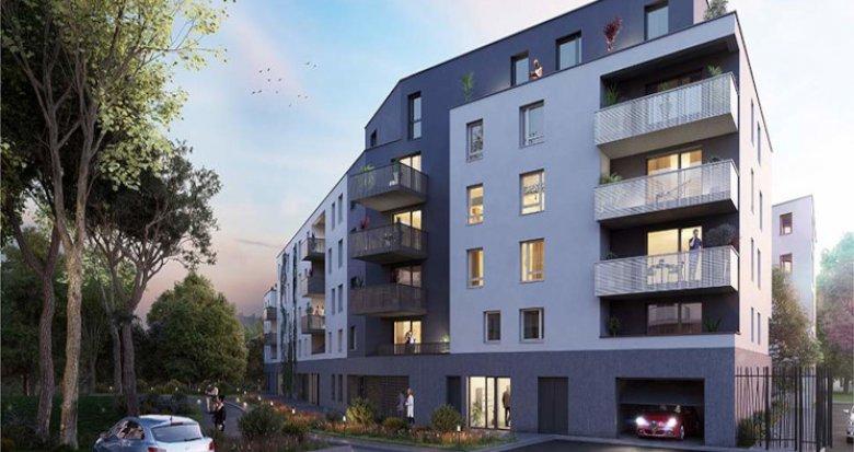 Achat / Vente appartement neuf Strasbourg quartier de Koenighoffen (67000) - Réf. 5183