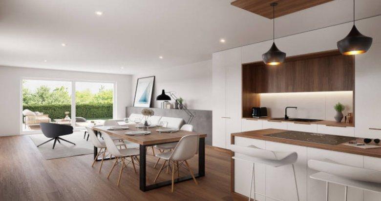 Achat / Vente appartement neuf Surbourg proche centre-ville (67250) - Réf. 5830
