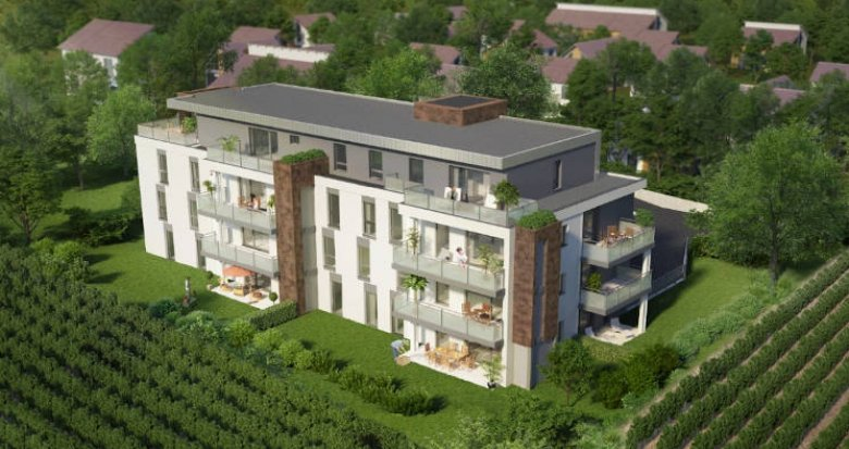 Achat / Vente appartement neuf Turckheim quartier résidentiel (68230) - Réf. 4171