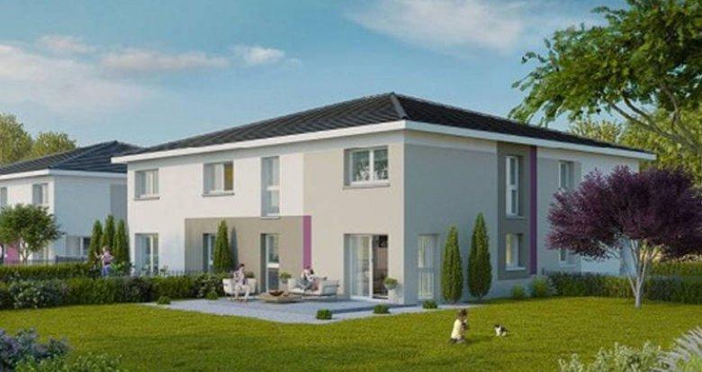 Achat / Vente appartement neuf Wittenheim au coeur des commodités (68270) - Réf. 4447