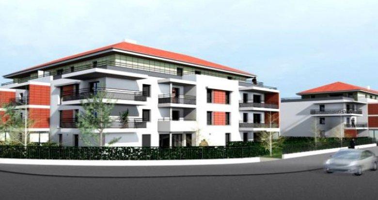 Achat / Vente appartement neuf Woippy proche centre-ville (57140) - Réf. 34